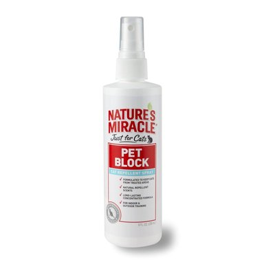 Natures Miracle Pet Block Gato 236 ml