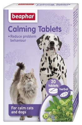 Beaphar Calming Tablets 20 comp
