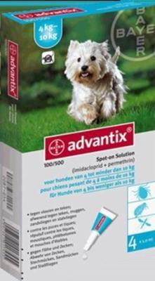 Advantix 4-10 K perro