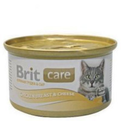 Brit Care Cat Chicken Breast Lata 80gr
