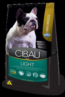Cibau Light Mini Breeds 3 kg