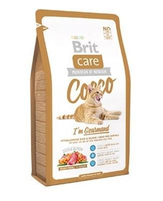 Brit Care Cat Gourmand Cocco