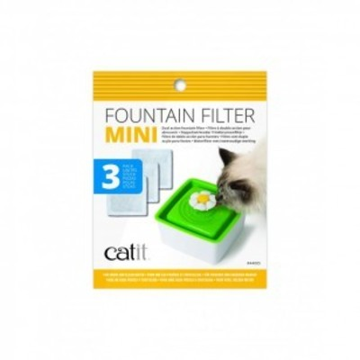 Cat It Filtro Fuente Mini 3 unid