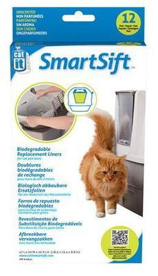 Hagen Cat It Repuesto Bolsas Arriba SmartSift