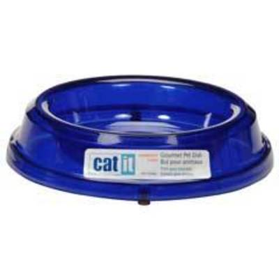 Hagen Cat it Plato Gourmet Redondo Azul