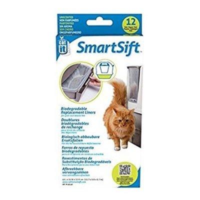 Hagen Cat It Repuesto Bolsas Baño Abajo Smartsift