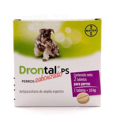 Drontal Plus Perros hasta 10 kg