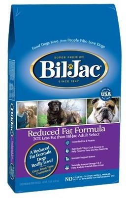 Bil Jac Reduced Fat Formula Perro