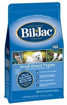 Bil Jac Small Breed Puppy Perro