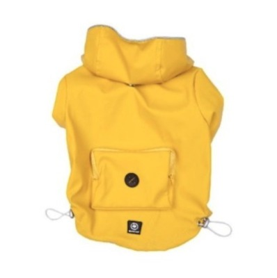 Silver Paw Impermeable Amarillo