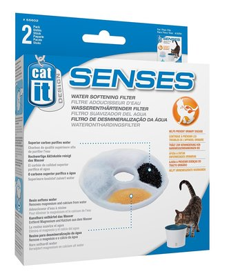 Hagen Cat It Senses Filtro Repuesto Bebedero 50761