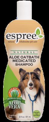 Espree Natural Shampoo Aloe Oatbath 355 ml