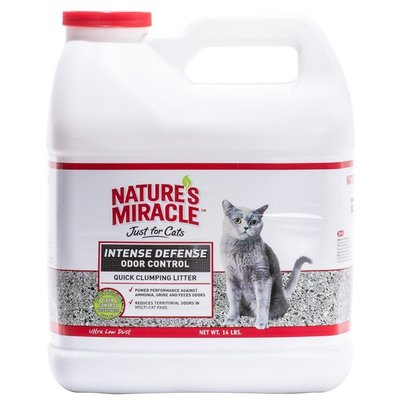 Natures Miracle Intense Defense Odor Control 9K