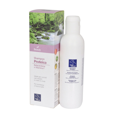 Orme Naturali Protein Shampoo