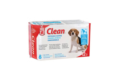 Hagen Dog It Clean Pañales