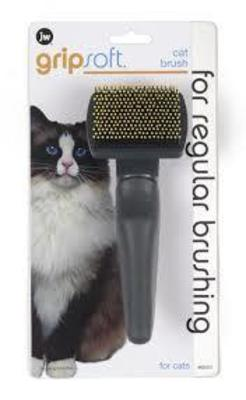 JW Rasqueta Cat Brush