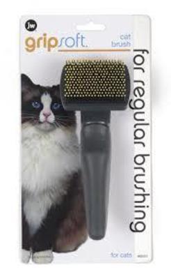 JW Rasqueta Cat Brush