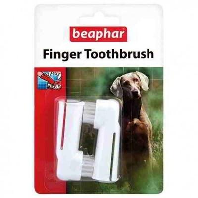 Beaphar Cepillo Dental Dedo