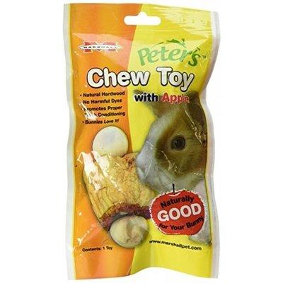 Marshall Chew Toy con Manzana Conejo