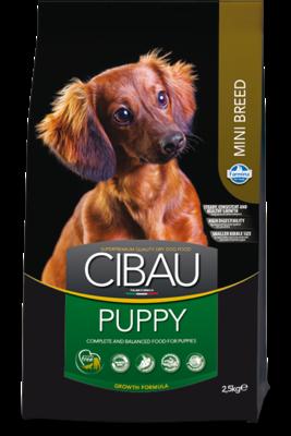 Cibau Puppy Mini Breeds 3 K