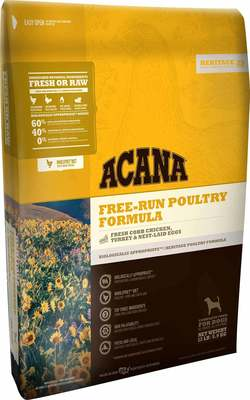 Acana Heritage Free-Run Poultry Perro