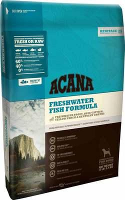 Acana Heritage Freshwater Fish Formula Perro