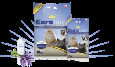 Eurolitter Light Baby Powder