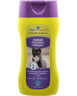 Furminator Shampoo Hairball Prevention