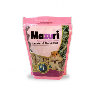 Mazuri Hamster & Gerbil Diet