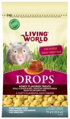 Hagen Living World Drops Hamster miel 75 gr