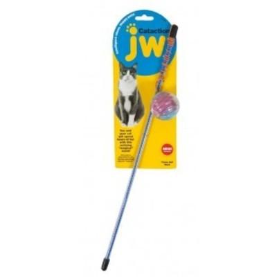 Jw Cataction Flower Ball Wand