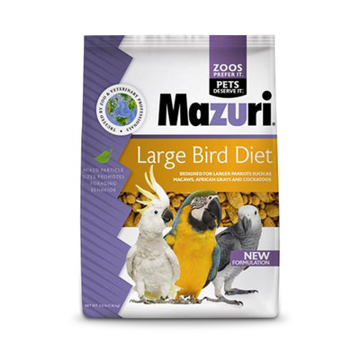 Mazuri Large Bird Diet 1.4 kg