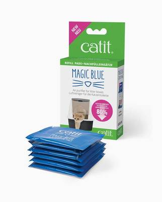 Hagen Cat It Magic Blue Sachets de Repuesto