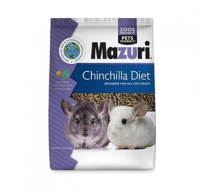 Mazuri Chinchilla Diet 1,1 kg