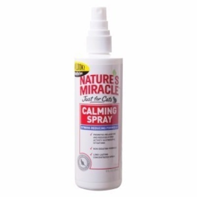 Natures Miracle Calming Spray Gato