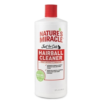 Natures Miracle JFC Hairball Cleaner 946