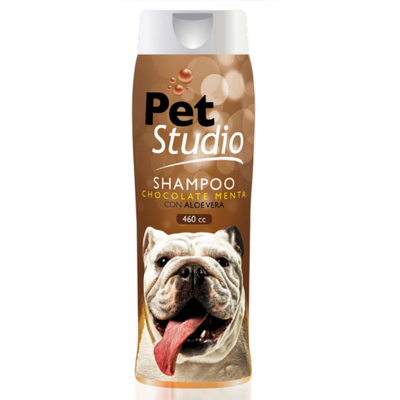 Pet Studio Shampoo Chocolate Menta