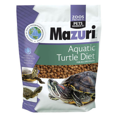 Mazuri Aquatic Turtle Diet 340 g