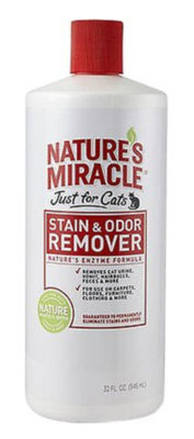 Natures Miracle JFC Stain & Odor Remover 473 ml
