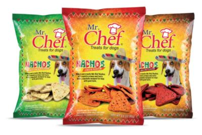 Mr Chef Nachos Cheese