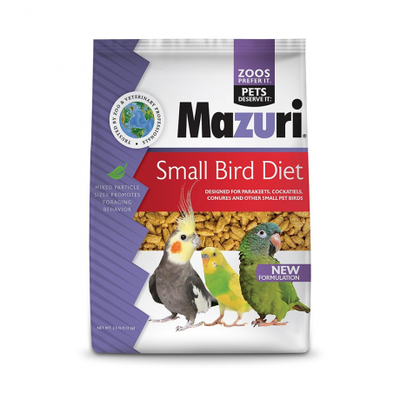 Mazuri Small Bird Diet 1.1 kg