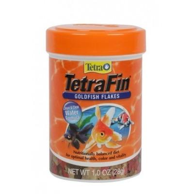 TetraFin Goldfish Flakes 28 g