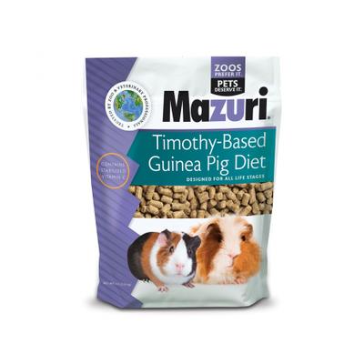 Mazuri Timothy-Based Guinea Pig Dieta 1K