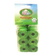 Mascan Bolsas Sanitarias Biodegradables 6 x 20