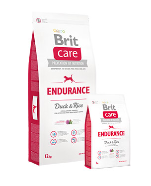 Brit Care Endurance Duck & Rice Perro