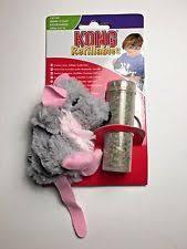 Kong Refillables Raton Catnip