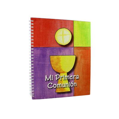 Libro mi primera comunión