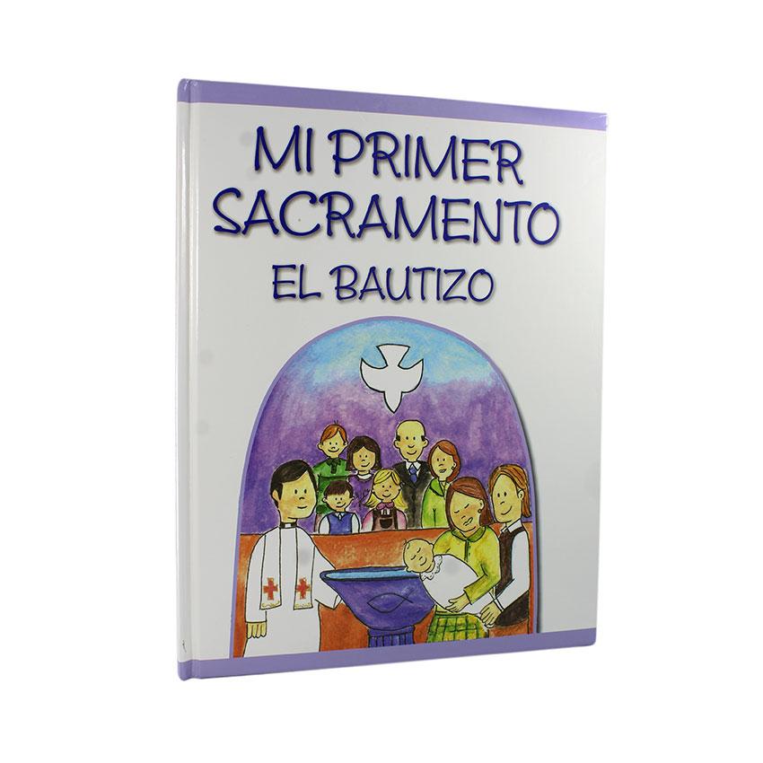 Libro mi primer sacramento