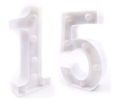 Numeros Led L169-L177
