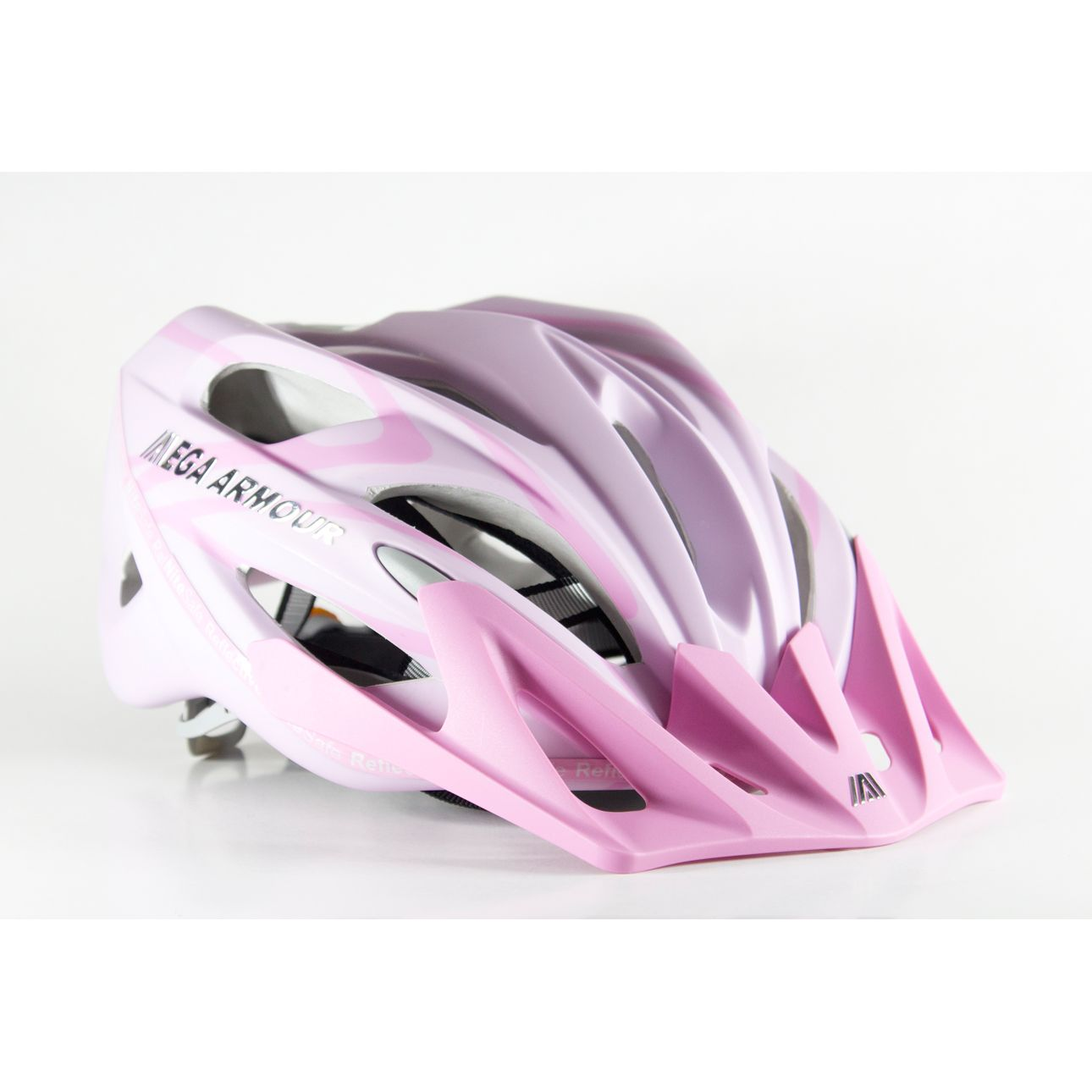 Casco Mega Armour Rosado